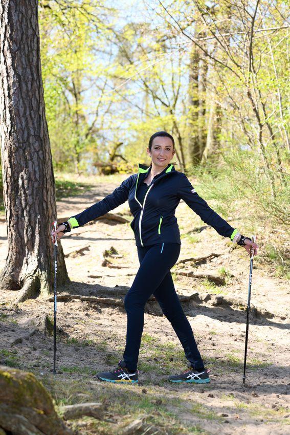 Rita Isaak Nordic Walking Trainerin